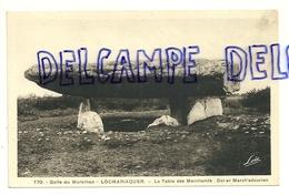 France. Morbihan. Locmariaquer. La Table Des Marchands. Laurent-Nel - Dolmen & Menhirs