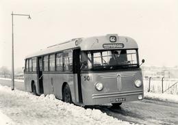 Bus RET 501 Saurer/Hainje, Rotterdam, Boergoensevliet,, SVA - Auto's