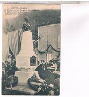 46  CASTELFRANC  Monument Du Sergent Lavayssiere Inaugure Le 7 Mai 1911 LOT227 - France