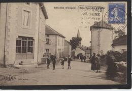 RUAUX - Une Rue - Autres Communes
