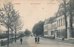CPA - Belgique - Seraing - Quai Des Princes - Seraing