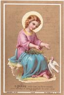 Ancienne Image Pieuse Religieuse Bouasse Jeune 3218 - Religion & Esotérisme