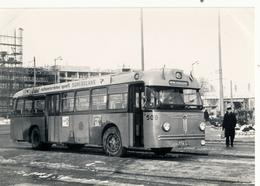 Bus RET 509 Saurer-Hainje, Rotterdam, Stationsplein,, SVA - Auto's