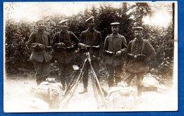 Carte Photo  - Groupe De Soldats Allemands  -  24/6/1917 - Guerre 1914-18