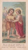 Ancienne Image Pieuse Religieuse Benziger & Co 3667 - Religion & Esotérisme
