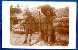 Carte Photo  -  Soldats Allemands  -  Au Front  -  29/5/1917 - Guerre 1914-18