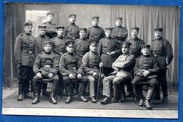 Carte Photo  -  Soldats Allemands  -  14/4/17 - Guerre 1914-18