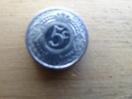 Antilles  Neerlandaises    5  Cents  2014  Km !!! - Antilles Neérlandaises