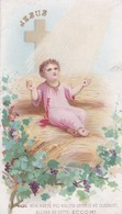 """Ancienne Image Pieuse Religieuse """"Grazione A Cesu Bambino"""" - Religion & Esotérisme"""