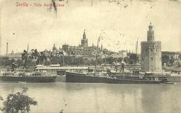 (ESPAGNE  ) ( SEVILLE ) ( ANDALOUSIE ) - Sevilla