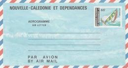 LOT 288 NOUVELLE CALEDONIE AEROGRAMME N°8-9-10 - Aérogrammes