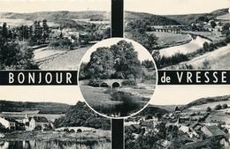 CPA - Belgique - Vresse-sur-Semois - Bonjour De Vresse - Vresse-sur-Semois