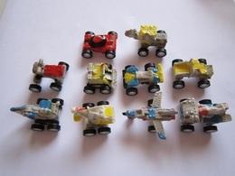 Vehicules Mecano  14 - Fèves