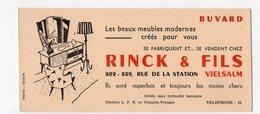 BUVARD - Meubles RINCK à VIELSALM - Buvards, Protège-cahiers Illustrés