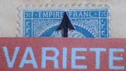 R1917/85 - ✉️ - NAPOLEON III N°22 - CàD De MARSEILLE 4 Du 24 SEPTEMBRE 1864 - VARIETE ➤➤➤ Filet Nord Rompu - 1862 Napoleon III