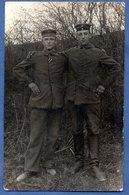 - Carte Photo  -  Soldats Allemands  -- - Guerre 1914-18