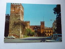 SEVILLA - Reales Alcazares - Puerto Del Leon - Sevilla