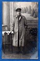 - Carte Photo  -  Soldat Allemand  -- - Guerre 1914-18