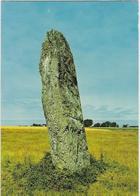 LE MENHIR JEANNE DE RUNELLO   ANNEE 1977 - Dolmen & Menhirs