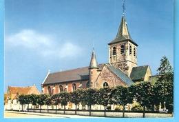 Sint-Martens-Latem (Gent-Gand)-Sint-Martinuskerk-Begraafplaats En Gemeentehuis-Uitg. Van Eetvelde, S.Martens-Latem - Sint-Martens-Latem