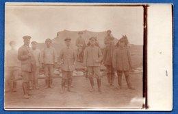 - Carte Photo  -  Soldats Allemands  -- - War 1914-18