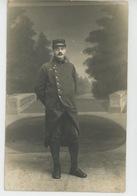 GUERRE 1914-18 - ALLEMAGNE - LANGENSALZA - Carte Photo Militaire Français Prisonnier De Guerre Au Camp De LANGENSALZA - Guerre 1914-18
