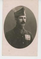 GUERRE 1914-18 - ALLEMAGNE - Carte Photo Militaire Français Prisonnier De Guerre En ALLEMAGNE En 1918 - Guerre 1914-18