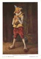 Art - Peinture - J L E Meissonier - Polichinelle - Wallace Collection - Carte Neuve - Voir Scans Recto-Verso - Peintures & Tableaux