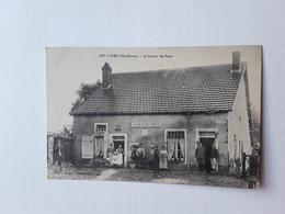 Les Loges     Bureau De Poste - Autres Communes