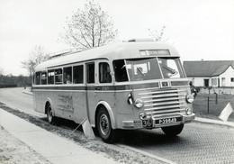 Bus Crossley, LTM 2089, Aviolanda,NVTO Rally 1953 SVA - Auto's