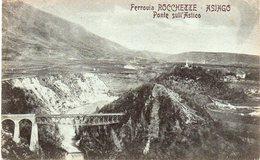 Vicenza - Ferrovia Rocchette / Asiago - Ponte Sull'Astico - Fp Nv - Vicenza