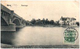57 METZ - Sauvage - Metz