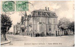 57 METZ - Boulevard Empereur Guillaume - Metz