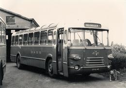 Bus Leyland-Van Hool, Nieuwolda Garage GADO 1974, SVA - Auto's