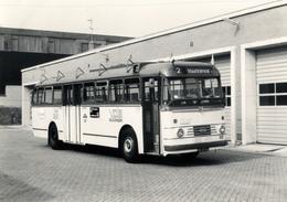 Bus Kromhout-Verheul, Haags Bus Museum, 327, SVA - Auto's