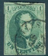 N°9 - Margé, Prol Cadre Et Filet Inf. G - 1858-1862 Medaillen (9/12)