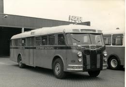 Bus Crossley SD 42/1 De Schelde, SVA - Voitures