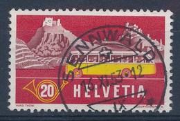"HELVETIA - Mi Nr 587 - Cachet  ""SENNWALD"" - (ref. 1235) - Gebruikt"