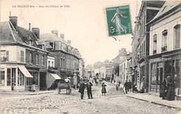 LE NEUBOURG - Rue De L'Hôtel De Ville - Le Neubourg