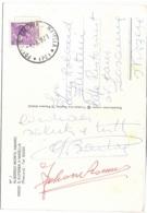 GINO BARTALI - ROMEO FALCONE - AUTOGRAFI - MONTE AMARO - S. EUFEMIA A MAIELLA - Autografi