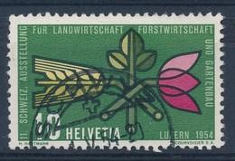 """HELVETIA - Mi Nr 593 - Cachet  """"SCHWYZ"""" - (ref. 1237) - Oblitérés"""