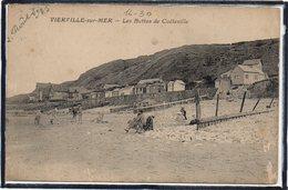 VIERVILLE SUR MER - LES BUTTES DE COLLEVILLE - VILLAS - CABINES DE PLAGE - ANIMATION - France