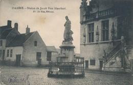 CPA - Belgique - Damme - Statue De Jacob - Damme