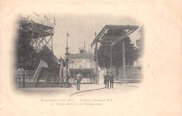 ¤¤  -  LILLE   -   Exposition De 1902  -  Porte D'Entrée De Ramponeau       -  ¤¤ - Lille