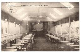 ROUBAIX (59) - Interieur Du Concert Du Parc - Ed. C. S., Lille - Roubaix