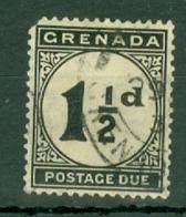 Grenada: 1921/22   Postage Due  SG D12     1½d    Used - Grenade (...-1974)