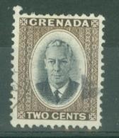 Grenada: 1951   KGVI    SG174     2c    Used - Grenada (...-1974)