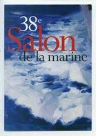 """Albert Brenet (hommage) """"Le Bonchamps En Mer, Vague D'étrave"""" Détail (vers 1930) Peintre De La Marine (cp Vierge) - Peintures & Tableaux"""