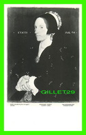 CÉLÉBRITÉS, MARGARET WYATT (LADY LEE) - HANS HOLBEIN - THE METROPOLITAN MUSEUM OF ART - - Célébrités