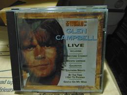 Glenn Campbell- The World Of Live - Country & Folk